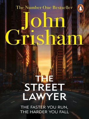 cover image of The Street Lawyer